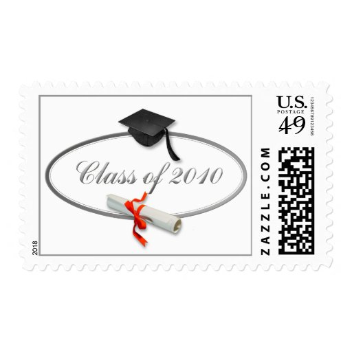 Class of 2010 stamps