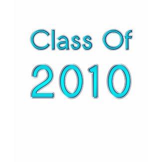 Class of 2010-T-shirt shirt