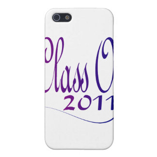 Class Of 2011 Case For iPhone SE/5/5s
