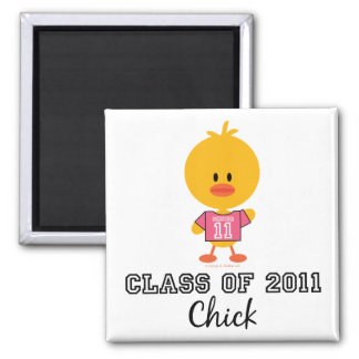 Class of 2011 Chick Magnet