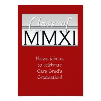 Class of 2011 classy card