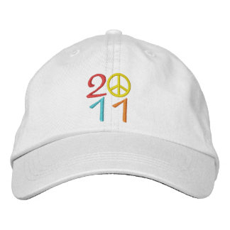 Class of 2011 embroidered baseball cap