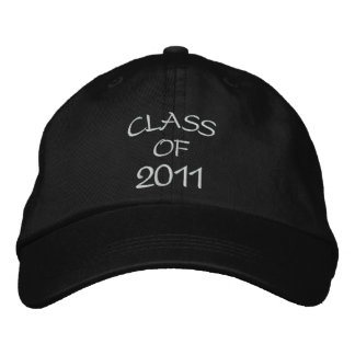 CLASS OF 2011 Embroidered Hat