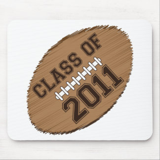 Class of 2011 Football Mouse Pad