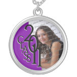 Class of 2011 Grad Photo Custom Necklace