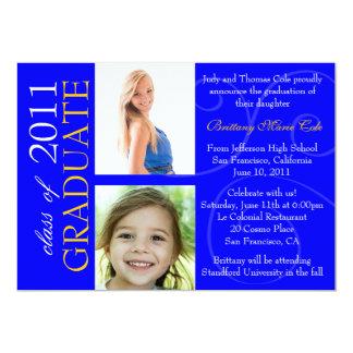 Class of 2011 Graduate Announcement