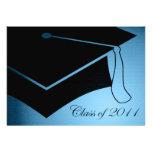 class of 2011 graduation cap invite