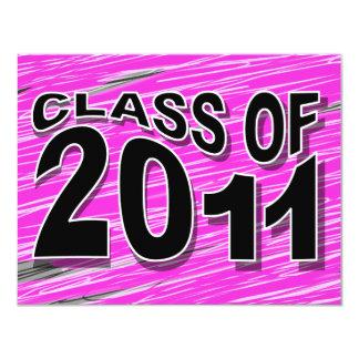 Class of 2011 Graduation Invitation FTX328