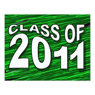 Class of 2011 Graduation Invitation FTX329