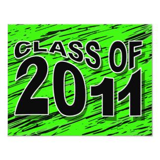 Class of 2011 Graduation Invitation FTX334