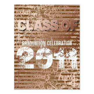 Class Of 2011 Graduation Invitation GB112