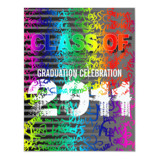 Class Of 2011 Graduation Invitation GM110