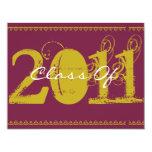 Class Of 2011 Graduation Invitation GM160