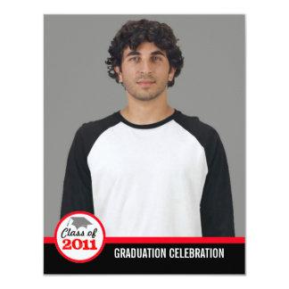 Class of 2011 Graduation Invitation PX307