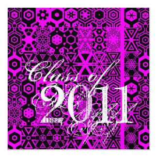 Class Of 2011 Graduation Invitation TXP243