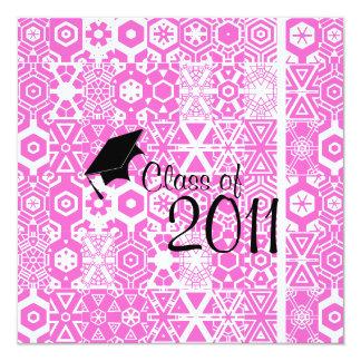 Class Of 2011 Graduation Invitation TXP244