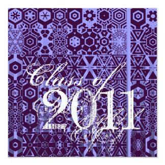 Class Of 2011 Graduation Invitation TXP251