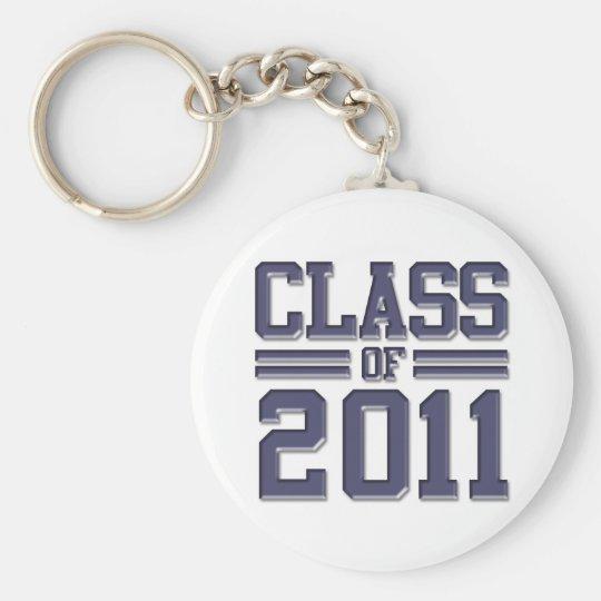 Class of 2011 Graduation Keychain