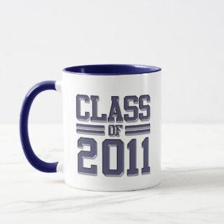 Class of 2011 Graduation Mug