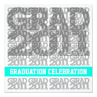 Class Of 2011 Graduation Party Invitation 03A3