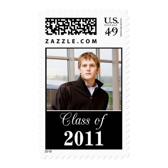 Class of 2011 Graduation Photo Stamps