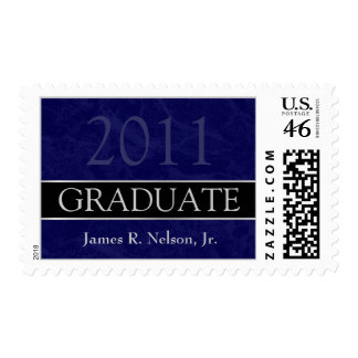 Class of 2011 Graduation Postage Stamp