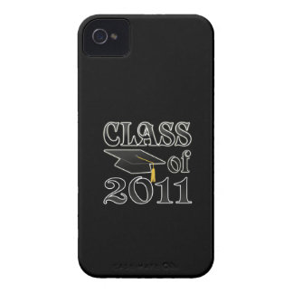 Class of 2011 iPhone 4/4S Case-Mate Barely There