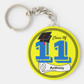Class Of 2011 Keychain Add Name 1