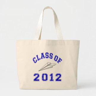 Class Of 2011 Large Tote Bag