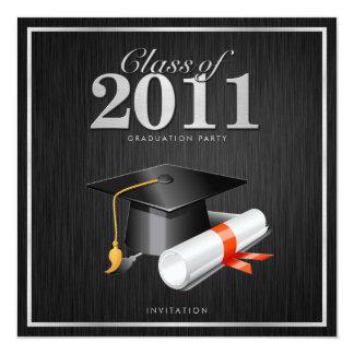 Class of 2011 Party Graduation Invitation