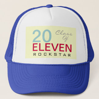 Class of 2011 ROCKSTAR Trucker Hat
