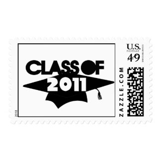 Class of 2011 stamp
