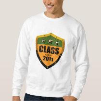 Class of 2011 sweatshirt