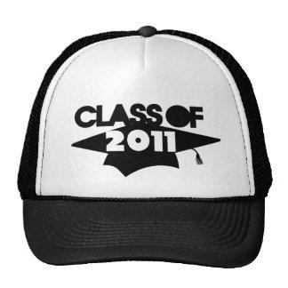 Class of 2011 trucker hat