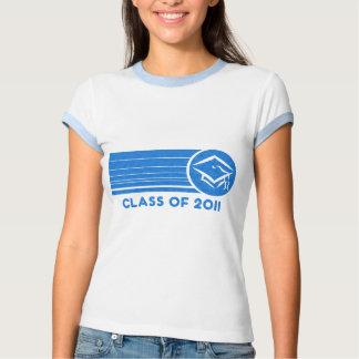 Class of 2011 Womens T-Shirt