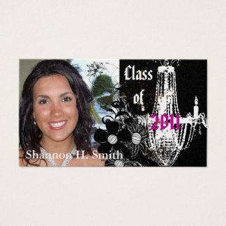 Class of 2011Graduation Senior Cards