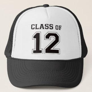 Class of 2012 - Black Trucker Hat