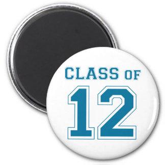 Class of 2012 - Blue Magnet