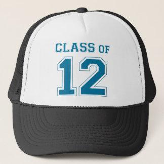 Class of 2012 - Blue Trucker Hat