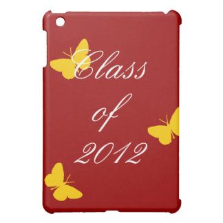 Class of 2012 - Cardinal Butterfly Case For The iPad Mini
