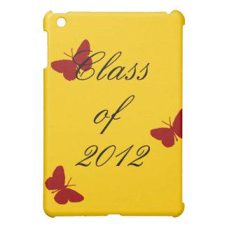 Class of 2012 - Cardinal Butterfly iPad Mini Case