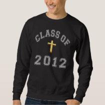 Class Of 2012 Cross - Grey 2 Sweatshirt