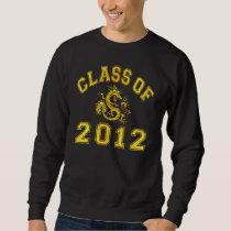 Class Of 2012 Dragon - Gold Sweatshirt