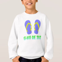 Class Of 2012 Flip Flop - YBGT Sweatshirt