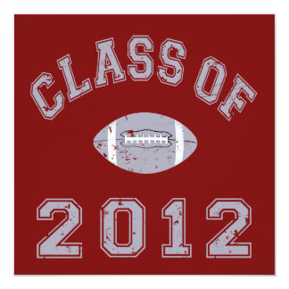 Class Of 2012 Football - Grey 2 Announcement