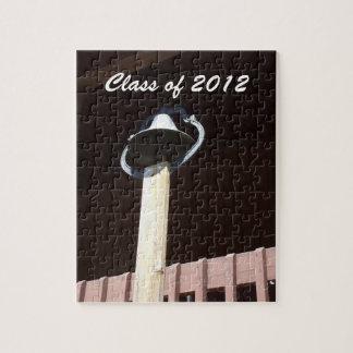 Class of 2012  for a Teacher Jigsaw Puzzle