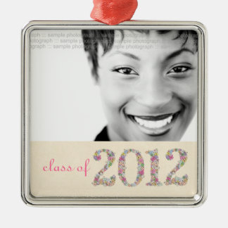 Class of 2012 Girls Senior Photo Pictures Ornament