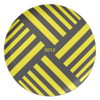 Class of 2012 GRADUATE, ABITUR Dinner Plate
