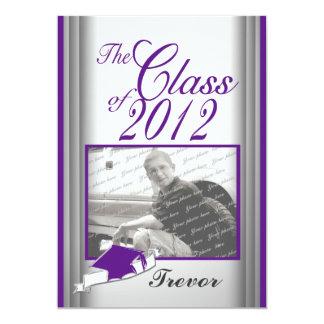 Class of 2012 Graduation Announcement