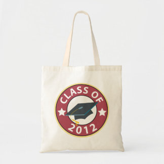 Class of 2012 Graduation Tote Bags